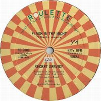 Cover Secret Service - Flash In The Night