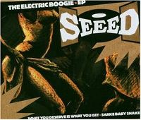 Cover Seeed - The Electric Boogie EP