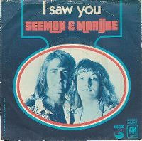 Cover Seemon & Marijke - I Saw You
