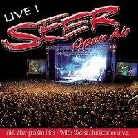 Cover Seer - Seer Live