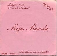 Cover Seija Simola - Lahjan sain