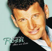 Cover Semino Rossi - Alles aus Liebe