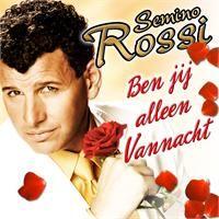 Cover Semino Rossi - Ben jij alleen vannacht