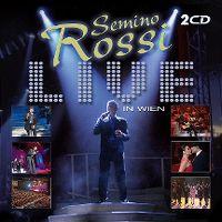 Cover Semino Rossi - Live in Wien