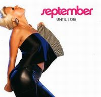 Cover September - Until I Die