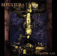 Cover Sepultura - Chaos A.D.