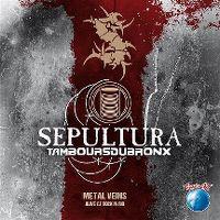 Cover Sepultura - Metal Vein - Alive At Rock In
