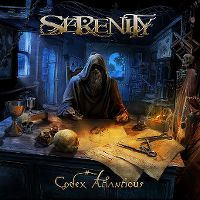 Cover Serenity - Codex Atlanticus