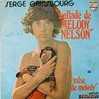 Cover Serge Gainsbourg avec Jane Birkin - Ballade de Melody Nelson