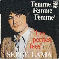Cover Serge Lama - Femme, femme, femme