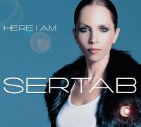 Cover Sertab - Here I Am
