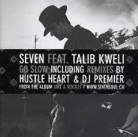 Cover Seven feat. Talib Kweli - Go Slow