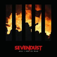 Cover Sevendust - All I See Is War