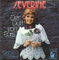 Cover Séverine - Der Duft von Paris