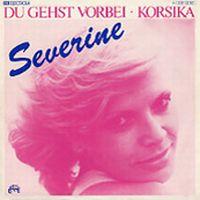 Cover Séverine - Du gehst vorbei