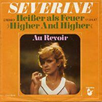 Cover Séverine - Heißer als Feuer