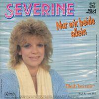 Cover Séverine - Nur wir beide allein