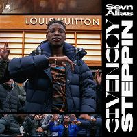 Cover Sevn Alias - Givenchy Steppin