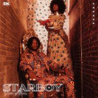 Cover Sevn Alias - Starboy