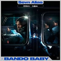 Cover Sevn Alias feat. Chivv & Lijpe - Bando Baby