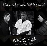 Cover Sevn Alias x Jonna Fraser x Lijpe - Woosh