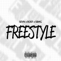 Cover Sevn x Boef x SBMG - Freestyle