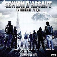 Cover Sexion d'Assaut - En attendant l'apogée - Les chroniques du 75