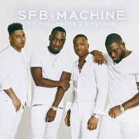 Cover SFB, Philly Moré & F1rstman - Machine
