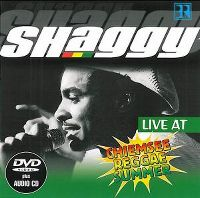 Cover Shaggy - Live At Chiemsee Reggae Summer