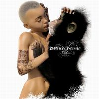 Cover Shaka Ponk - The Evol'