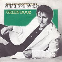 Cover Shakin' Stevens - Green Door