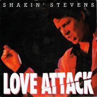 Cover Shakin' Stevens - Love Attack