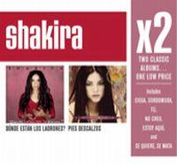 Cover Shakira - Dónde están los ladrones? / Pies descalzos