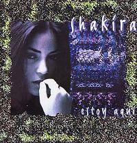 Cover Shakira - Estoy aquí