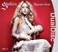 Cover Shakira - Fijación oral - Vol. 1