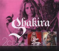Cover Shakira - Fijación oral - Vol. 1 + Oral Fixation - Vol. 2