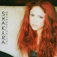 Cover Shakira - Grandes éxitos