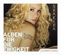 Cover Shakira - Laundry Service