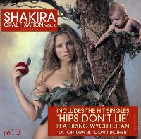Cover Shakira - Oral Fixation - Vol. 2