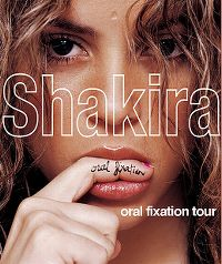 Cover Shakira - Oral Fixation Tour