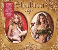 Cover Shakira - Oral Fixation Volumes 1 & 2