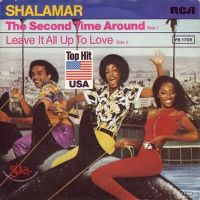 Cover Shalamar - The Second Time Around