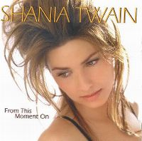 Cover Shania Twain - From This Moment On