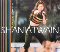 Cover Shania Twain - Rock This Country!