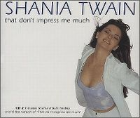 Cover Shania Twain - That Don't Impress Me Much