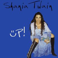 Cover Shania Twain - Up!