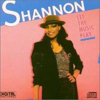 Cover Shannon - Let The Music Play