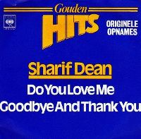 Cover Sharif Dean - Do You Love Me?