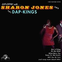 Cover Sharon Jones And The Dap-Kings - Dap Dippin' With...