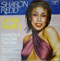 Cover Sharon Redd - Can You Handle It
